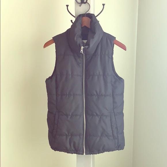 Old Navy Jackets & Blazers - Ladies' Black Puffer Vest